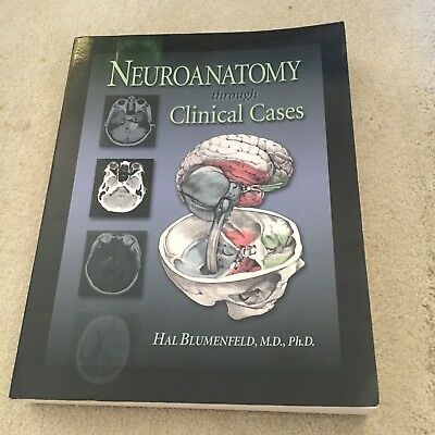 Hal Blumenfeld. Neuroanatomy Through Clinical Cases. 0878930604