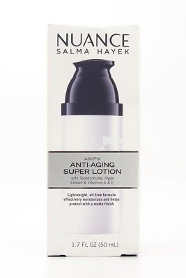 Nuance Salma Hayek AM/PM Anti-Aging Super Lotion 1.7 FL OZ ( 50 ml )