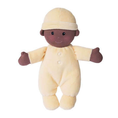 My First Baby Organic DOLL Cream - 100% Organic Cotton, incl filling- Apple Park