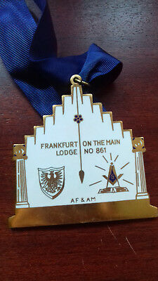 Alter Orden Lodge 861 Grand Lodge