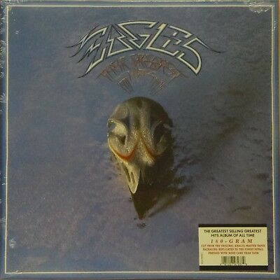 The Eagles 'their Greatest Hits' Brand New Sealed Re-Issue Lp On 180 Gram Vinyl