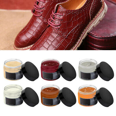 Leather Leather Furniture Repair Dye Color Restorer Shoes Paste Wax Oil Cream