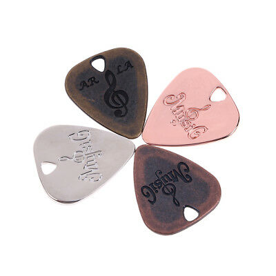 Guitare Metal pick Médiator pour guitare basse p LC