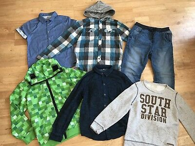Boys bundle 9-10 years next zara m&s jeans jumper shirts hoody