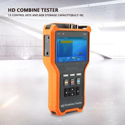 DT-N72 4 in 1 Digital LCD HD Combine Tester  for CVI TVI 8MP & AHD 5MP Camera