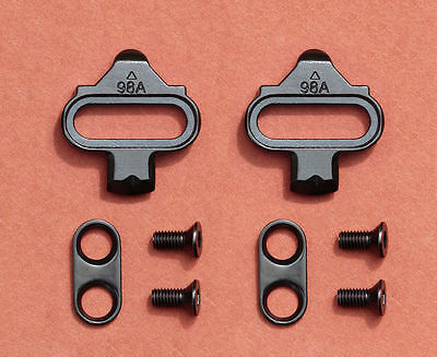 WELLGO SPD cleat set 98A  -  compatible with Shimano FREE POSTAGE