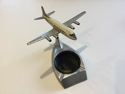 KLM Flying Dutchman Vickers viscount 800 model ashtray