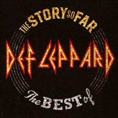 The Story So Far: The Best Of Def Leppard New Cd