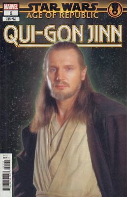 Star Wars: Age of the Republic - Qui-Gon Jinn (2018), 1:10 Variant Cover, new