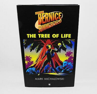 Bernice Summerfield The Tree Of Life HB 1st Edition Big Finish Doctor Who OOP