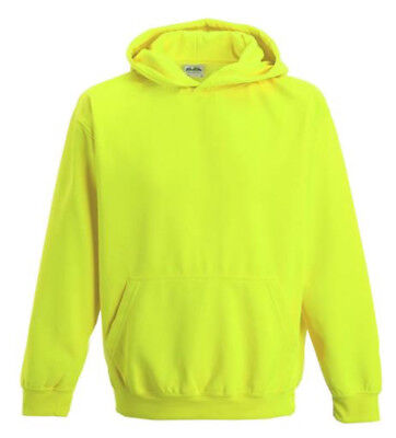 AWDis KIDS HOODIE Boys or Girls Soft Fabric Hoody in Many Colour Choices