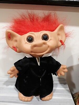 Vintage Troll Doll - Uneed a Doll