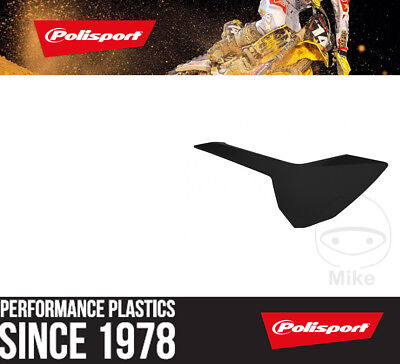 Polisport Side Panels - Black for Husqvarna FC