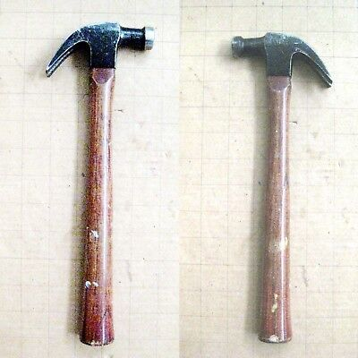 Vintage PLUMB Claw Hammer with Tested Hickory Handle