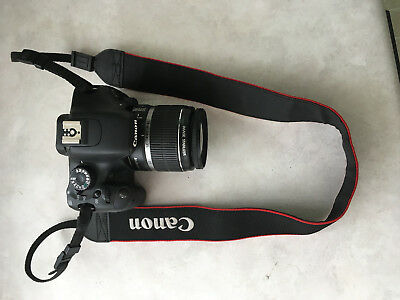 Canon EOS 550D, With Bag, Extra Lens , Charger, 4GB Memory card and Bag
