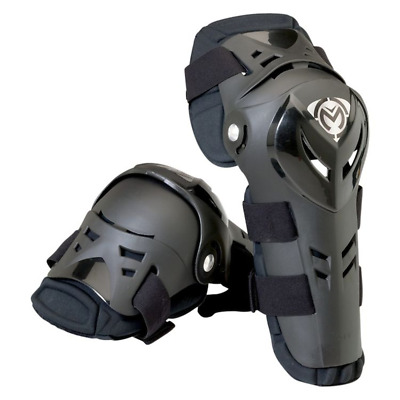 Moose Racing XCR Youth MX Motocross Offroad Knee Guards