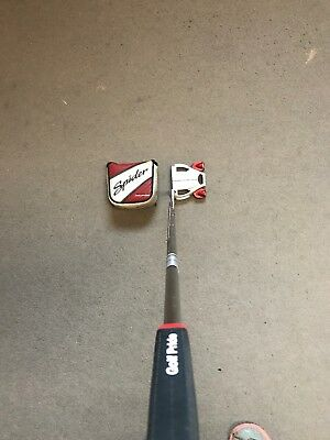 TaylorMade Spider Tour Platinum Putter, Right-Hand 36""