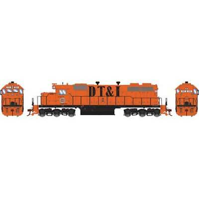 Athearn 88627 HO Detroit, Toledo and Ironton RTR SD38 with DCC & Sound #252