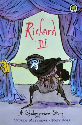 Richard III by William Shakespeare [Paperback]