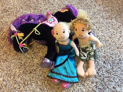 groovy girls dolls and horse