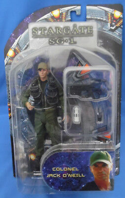 Stargate SG-1 SG1 Colonel Jack O'Neill Diamond Select Series One New In Box 2006