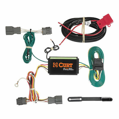 curt trailer hitch wiring harness wiring diagram data schemacurt trailer hitch wiring for 2013 2016 hyundai santa fe without e trailer wiring curt trailer hitch wiring harness