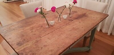 Antique Dining Table/ Bakers Table