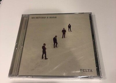 Mumford And Sons Delta Brand New CD