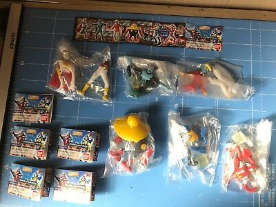 "Bandai,HG,Toei Heroes Part.3,""All 6 Figuers Complete!"",Mini Figure,Japan"