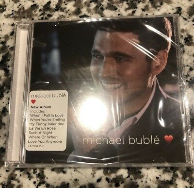 Michael Buble's 2018 CD **❤️** Brand New, Factory Sealed