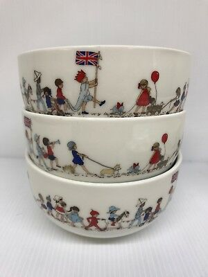 Queens Belle & Boo Royal Party Parade Fine China