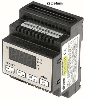 Lae Elettronica AC1-27TS2RE-B Elektronikregler 230V Ac for Ntc / Ptc No /