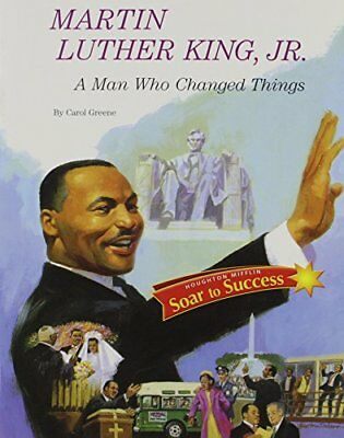 Soar to Success: Soar to Success Student Book Level 4 Wk 21 Martin Luther King,