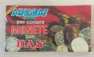 Adigraf Pronto - Per Coniare Monete Con Das - Vintage Anni '70 Introvabile