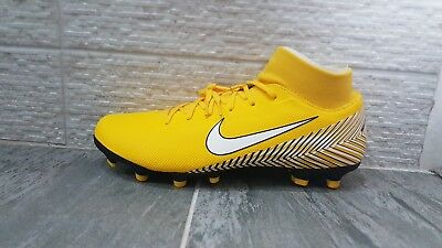 online store 77a25 5e468 NIKE MERCURIAL SUPERFLY neymar academy FG/MG Boots Size 8 RRP £85 ...