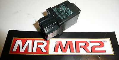 Toyota MR2 MK2 SW20 Indicator Signal Flasher Relay 81980-12070 Mr MR2 Used Parts