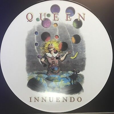Queen - Innuendo, Limited Ed. 180 Gram Vinyl Picture Disc Lp