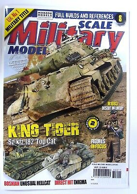 Modellbauzeitschrift MScale Military Modelling December 2018