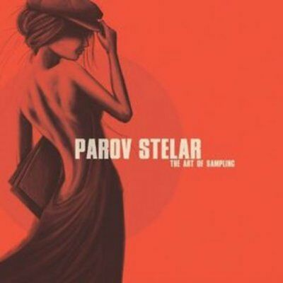 Parov Stelar - The Art Of Sampling Vinyl 2LP + Digital Marvin Gaye
