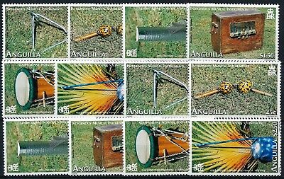 [H11247] Anguilla 2001 : 2x Good Set of Very Fine MNH Stamps