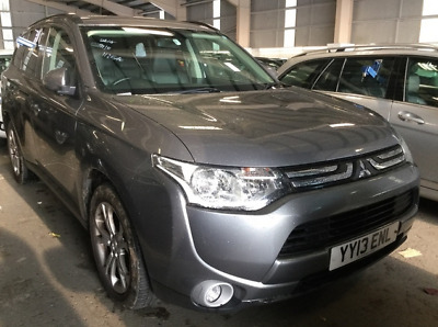 13 Mitsubishi Outlander Gx3 2.2 Di-D 4Wd Manual - 5 Stamps, 2F/rec Ownrs, Lovely
