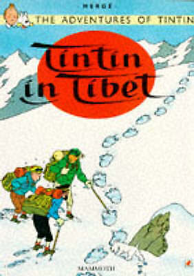 Tintin in Tibet by Herge (Paperback, 1989)