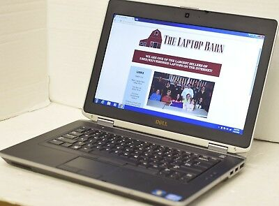 Lot of 5 - Dell Latitude E6430 Laptop i5 2.6GHz 4GB 320GB - Nvidia - Issues