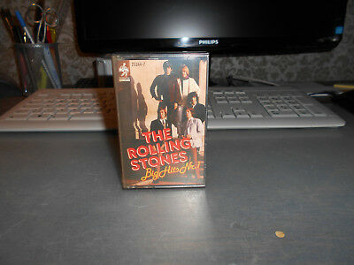The Rolling Stones ++ Big Hits Nr. 1 ++ Tape ++ MC ++