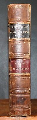 DENHAM: Discoveries in Northern and Central Africa in the Years 1822, 1823  1ST