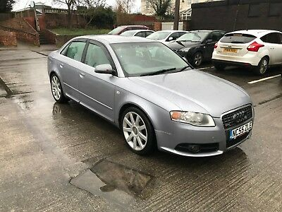 AUDI A4 3.0 TDi QUATTRO S-LINE 4DR FOR SALE