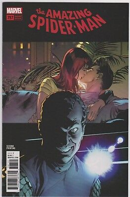 Amazing Spider-Man #797 Alex Ross (May 2018) 2nd Print NM