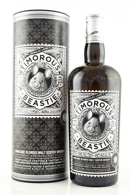 Timorous Beasties & The Epicurean (Blended Malt Scotch Whisky)
