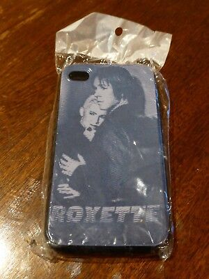 ROXETTE - official iPhone 4 rubber case - Per & Marie photo - 2012 - NEW