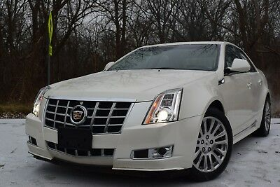 2013 Cadillac CTS PREMIUM-EDITION/PANORAMIC/NAVI/LOADED TO THE MAX!! 2013 Cadillac CTS Premium-Edition Sedan 4-Door 3.6L V6 / TOP OF THE LINE!!